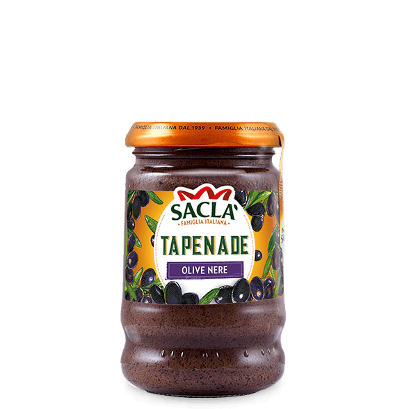 Black olives tapenade