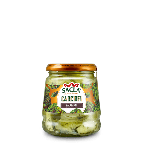 Marinated artichokes (285g)