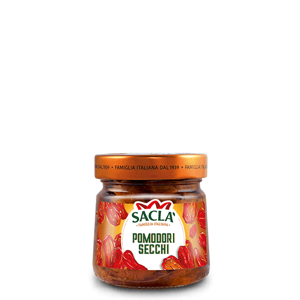 Sun-dried tomatoes (190g)