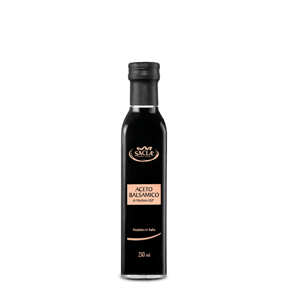 Balsamic vinegar of Modena IGP (bronze label – density 1.13)