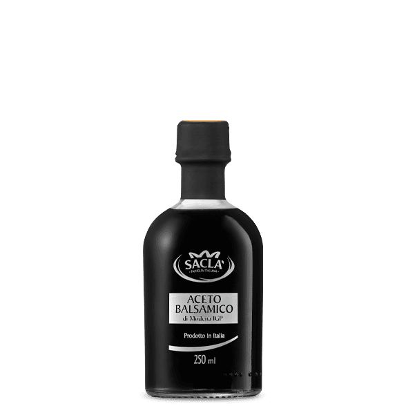 Balsamic vinegar of Modena IGP (silver label – density 1.18)